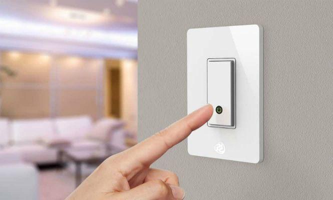 Interruptores Inteligentes con Wifi
