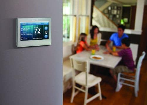 Termostato WiFi Honeywell