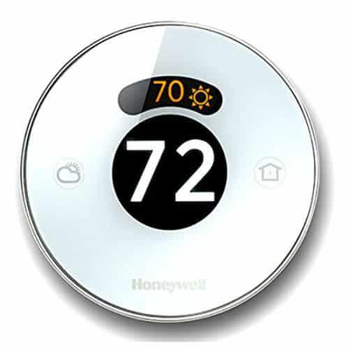 Termostato domotico Honeywell Lyric