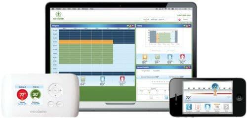 Termostato Inteligente SmartHeat2 ecobee